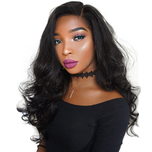 Body Wave Pre Plucked 360 Lace Frontal Wigs With Baby Hair Brazilian Remy 180% Density Human Hair Wigs For Black Women You May