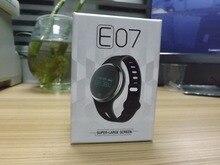 Großhandel E07 smartwatch Wasserdichte Intelligente Armband Passometer Fitness Tracker Für Iphone Android als u8 dzo9