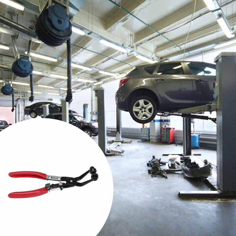 Auto/Car Repairs Hand Tools Bent Nose Hose Clamp Pliers Cable Type Flexible Wire Long Reach Hose Clip Pliers