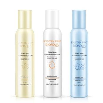 100pcs/lot Bioaqua Spray moisturizing skin care oil control moisturizing skin care soothes skin shrink pores