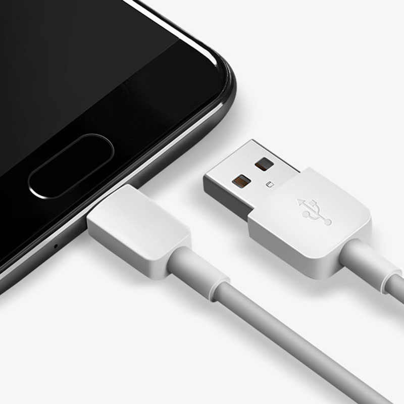Asli Huawei Micro USB Kabel Konektor Ponsel Charger Kabel Data Mendukung 5 V/9 V 2A