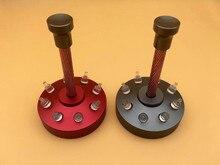 Herramienta de reparación de relojes de alta calidad, 8 unidades, juego de herramientas de ajuste de manos