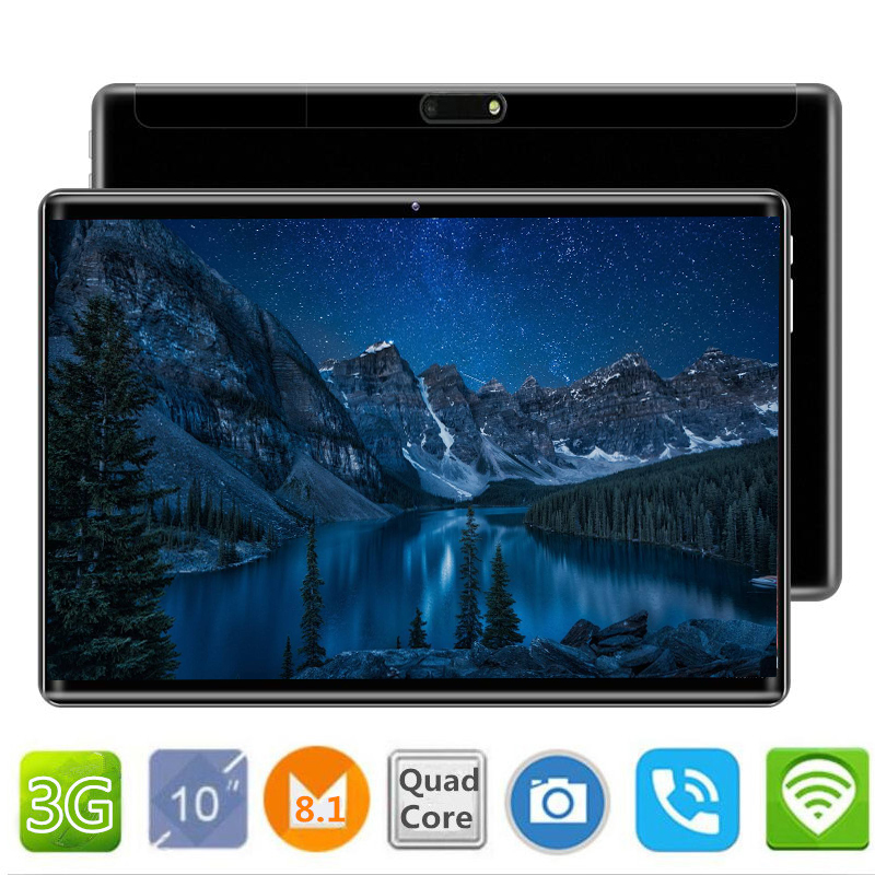 2019 Most Children's Birthday Gift 10.1' 3G Phone Tablet PC Quad Core RAM 4GB ROM 32GB 64GB Tablets Computer 10 Tablet FM GPS