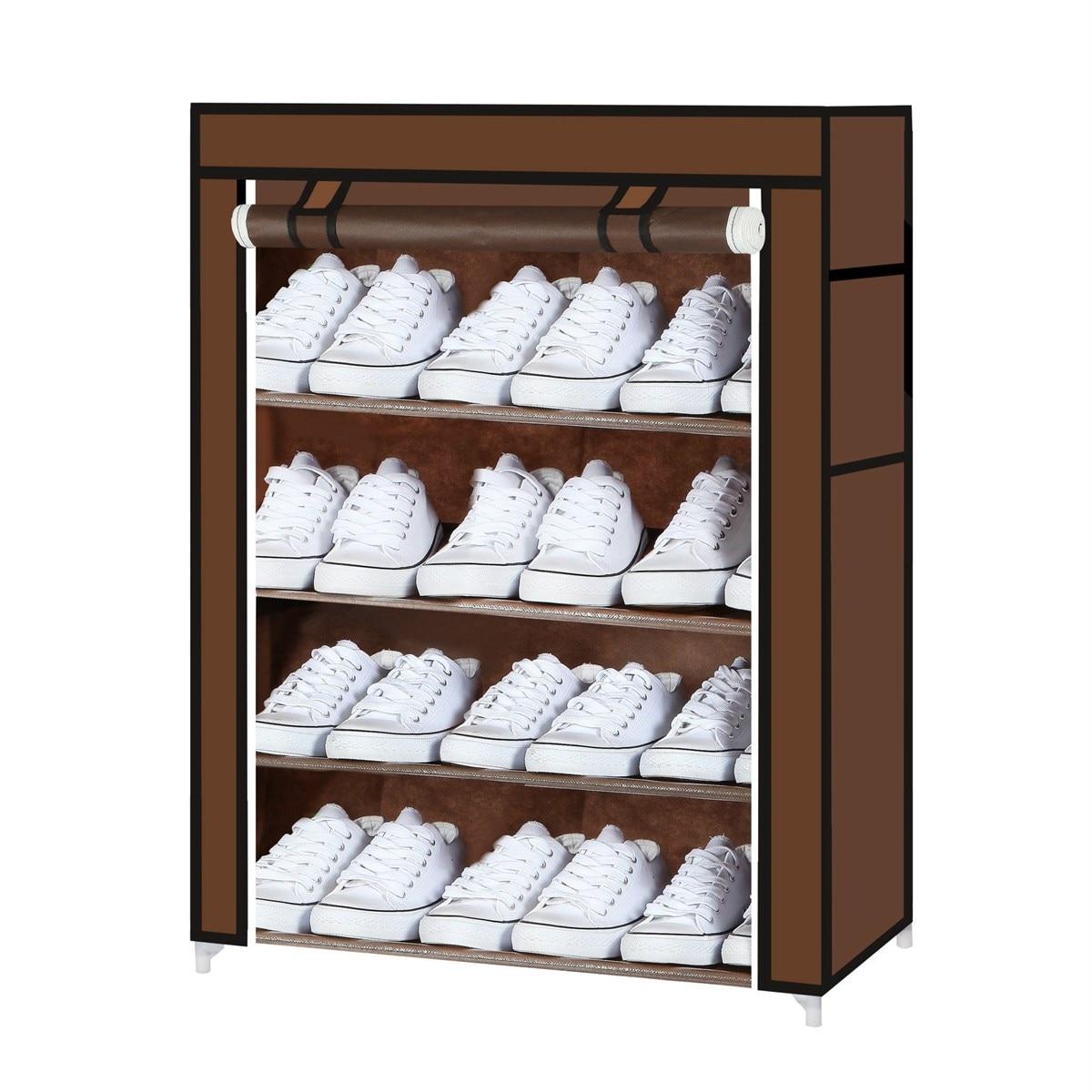 Online kopen wholesale floor schoenenrek uit china floor ...