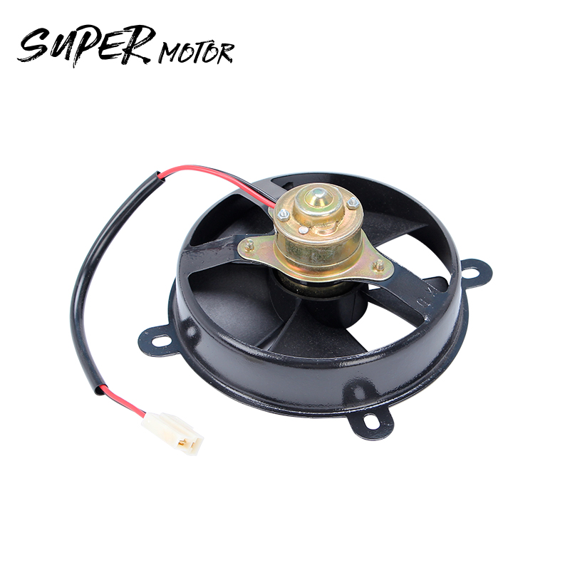 US $29.9 |Motorcycle Radiator Fan Water Tank Cooling Fan embly For on