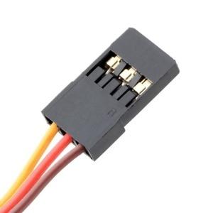 Image 5 - 4pcs EMAX ES08MDII ES08MD השני דיגיטלי סרוו 12g/2.4 kg/גבוהה מהירות מיני מתכת הילוך