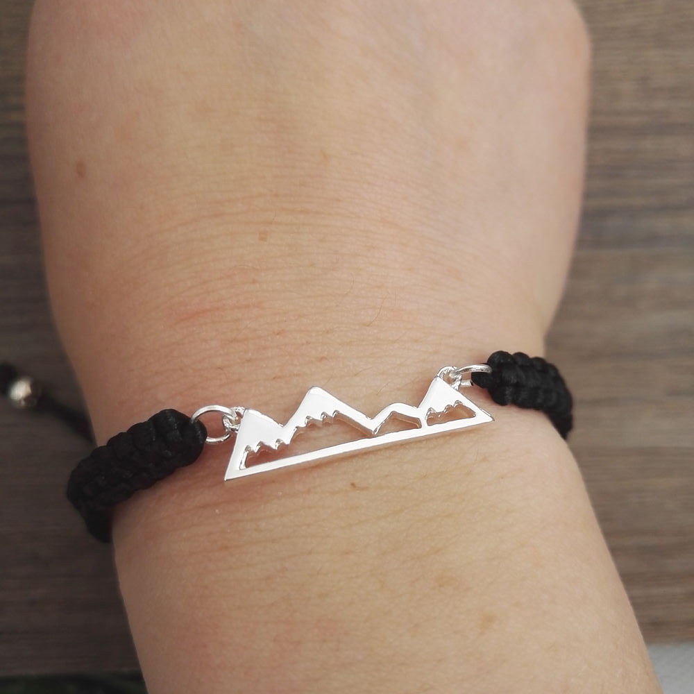 cdf49ea184b4d Buy mountain bracelet love and get free shipping on AliExpress.com