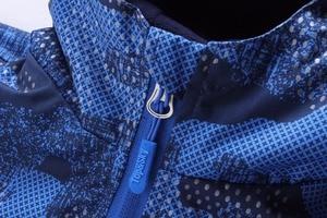 Image 3 - 방수 아동 코트 Windproof 스포티 한 아기 소녀 소년 재킷 따뜻한 어린이 겉옷 의류 아이 복장 5 14 세