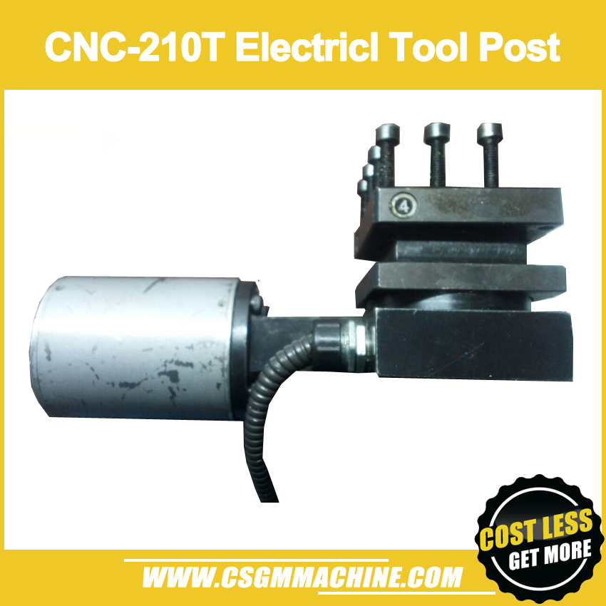 CMC210 T Electric Tool Post Auto Tool Holder