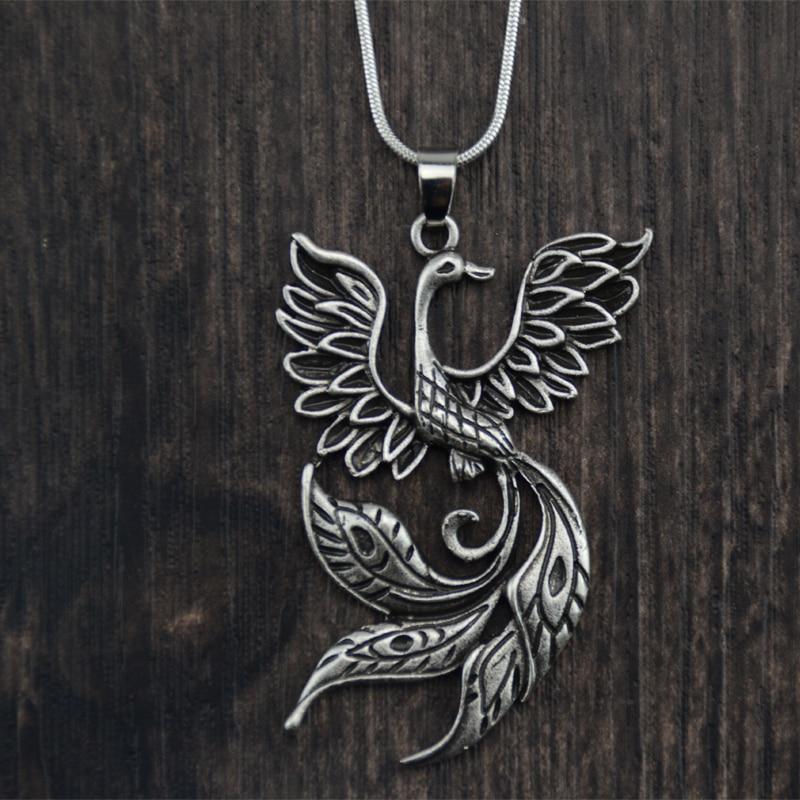 50pcs viking vintage firebird pendant phoenix fire bird necklace 50pcs viking vintage firebird pendant phoenix fire bird necklace amulet jewelry for women men in pendant necklaces from jewelry accessories on aloadofball Gallery