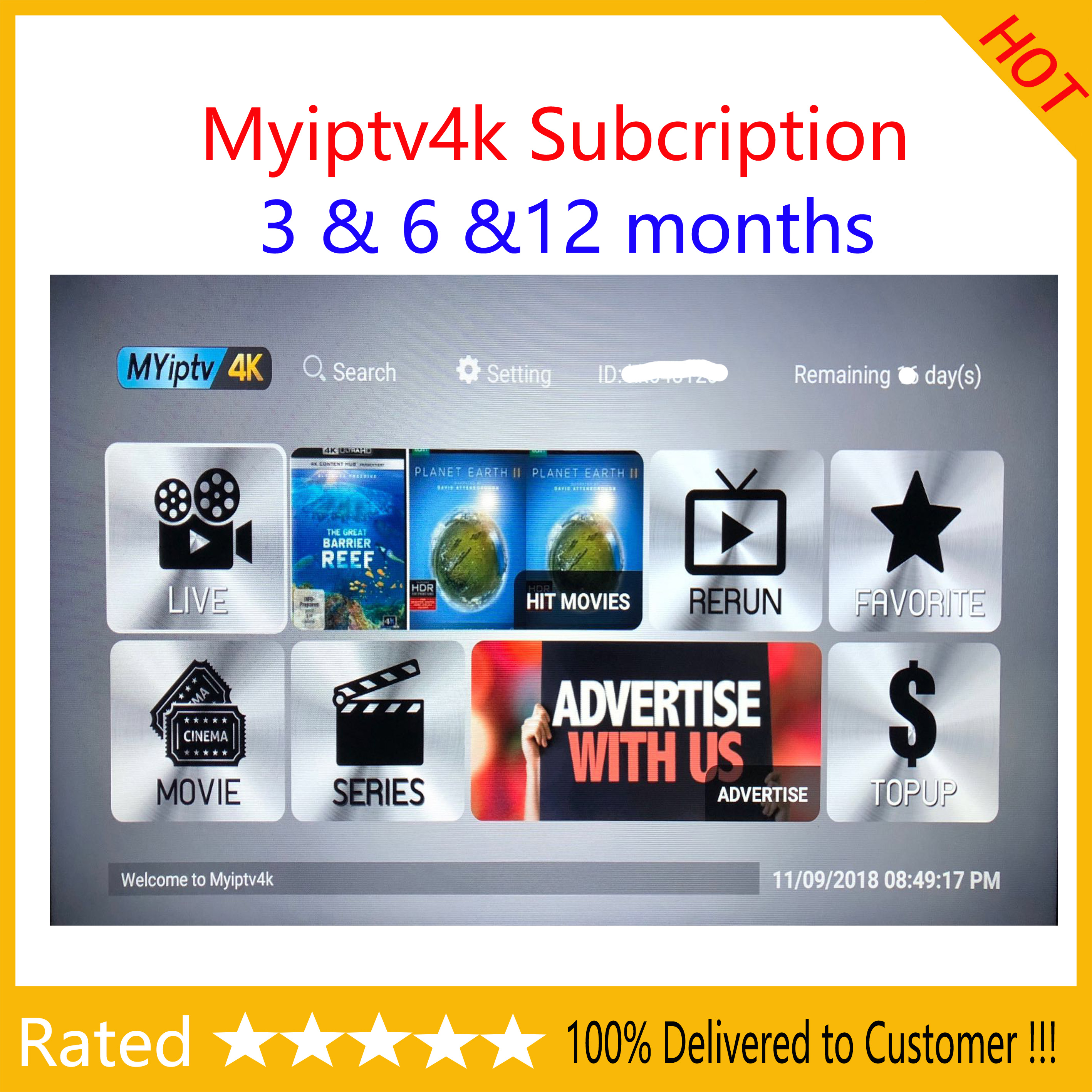 🛒 MYPADTV PINCODE/subscription for Chinese/hk/tw/singapore