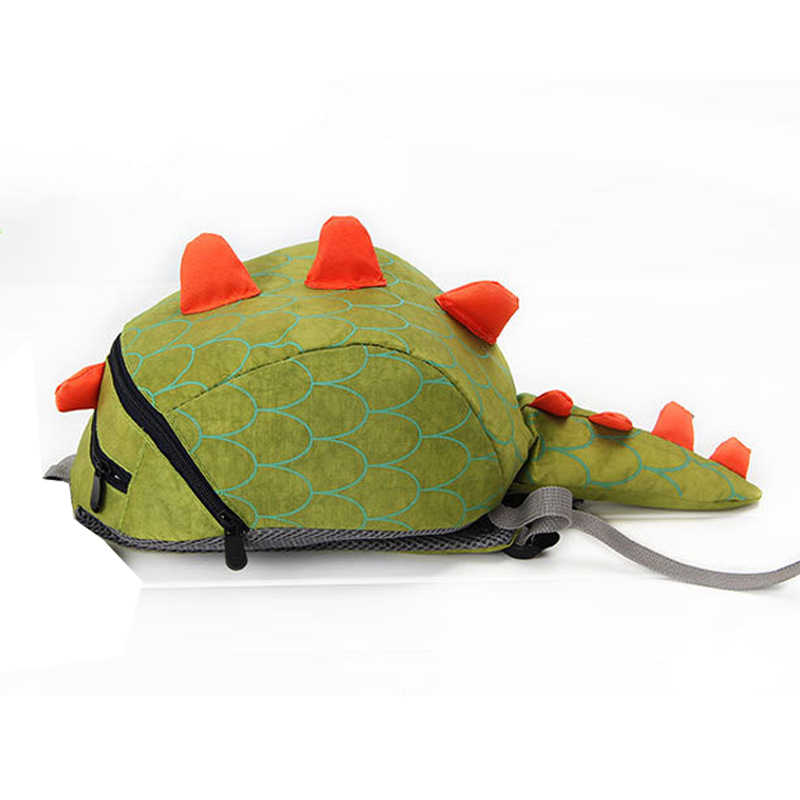 2019 Hot Sale Children Backpack aminals Kindergarten School bags for 1-4 years Dinosaur Anti lost backpack for kids