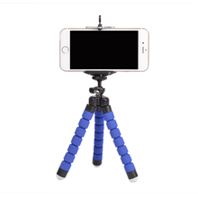 Mini Tripod Digital Camera Mobile Phone Stand Flexible Grip Octopus Monopod Flexible for Gopro Hero for Octopus Digital Camera