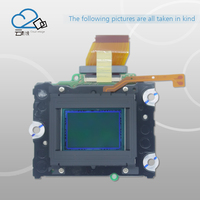 Free Shipping D3000 CCD CMOS Image Sensor With Perfectly Low Pass Filter Glass For Nikon