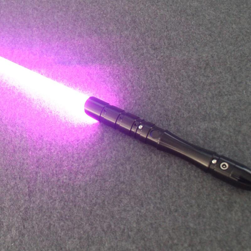Nouveau Star Wars Cosplay sabre lumineux jouet LED sabre Laser épée son émettant de la lumière jouets noël cadeau d'anniversaire pour les enfants - 6