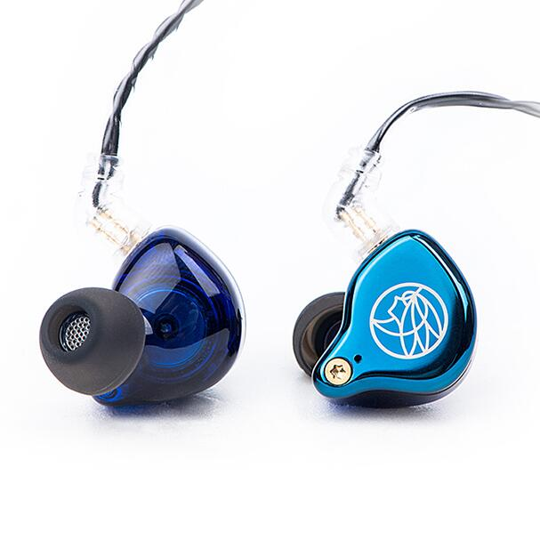 2018 The Fragrant Zither TFZ T2 2Pin Interface Metal HIFI Monitor IEM 3 5mm In Ear