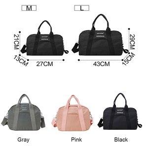 Image 2 - sack Gym Bags for Fitness Women Travel Bag Sports Handbags Shoulder Training Sac De Sport Small Gymtas Yoga Tas 2019 Sack XA41WA