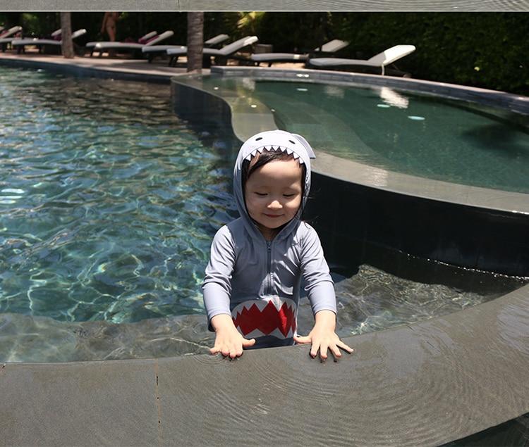 Crianças maiô bebê menino roupa de banho