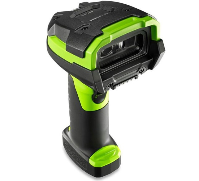 Zebra Motorola DS3608-SR Ultra-Rugged 2D Wired Handheld Digital Barcode Scanner ( 1D, 2D, PDF417 and QR Code) with USB Cable
