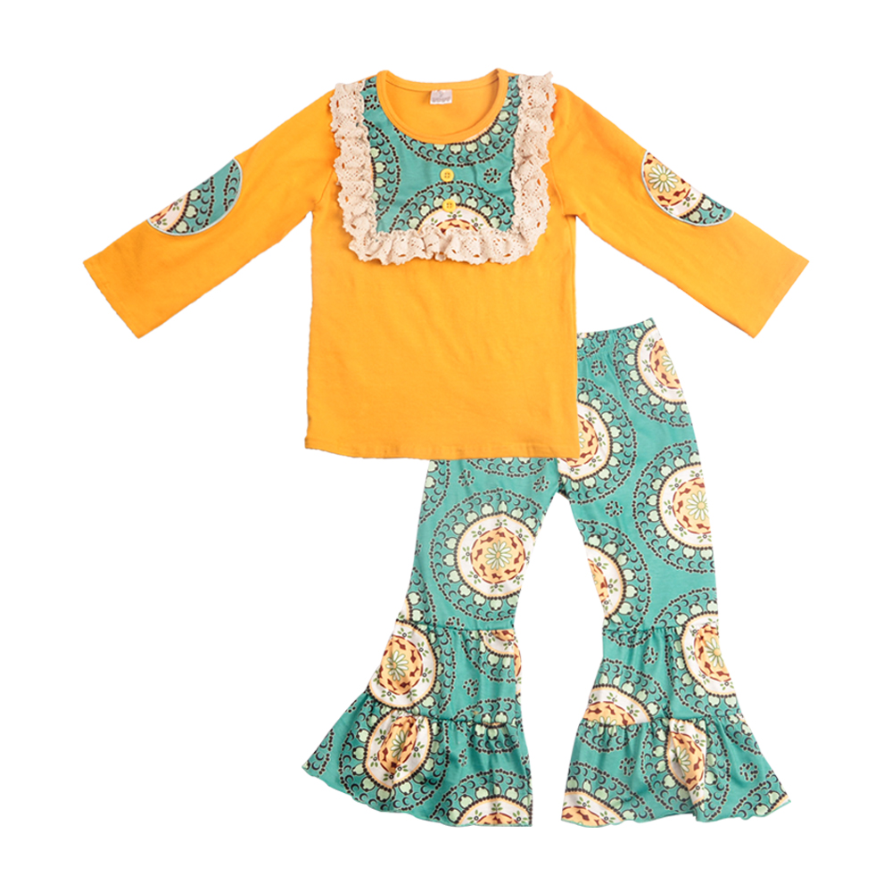 Wholesale Price Fashion Toddler Girls Boutique Outfit ...
