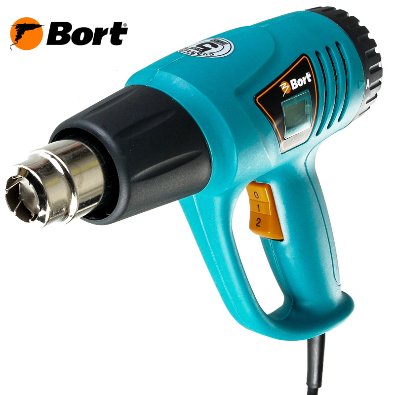 Heat gun Bort BHG-2000L-K запчасть bbb bhg 06 dualgrip 125mm