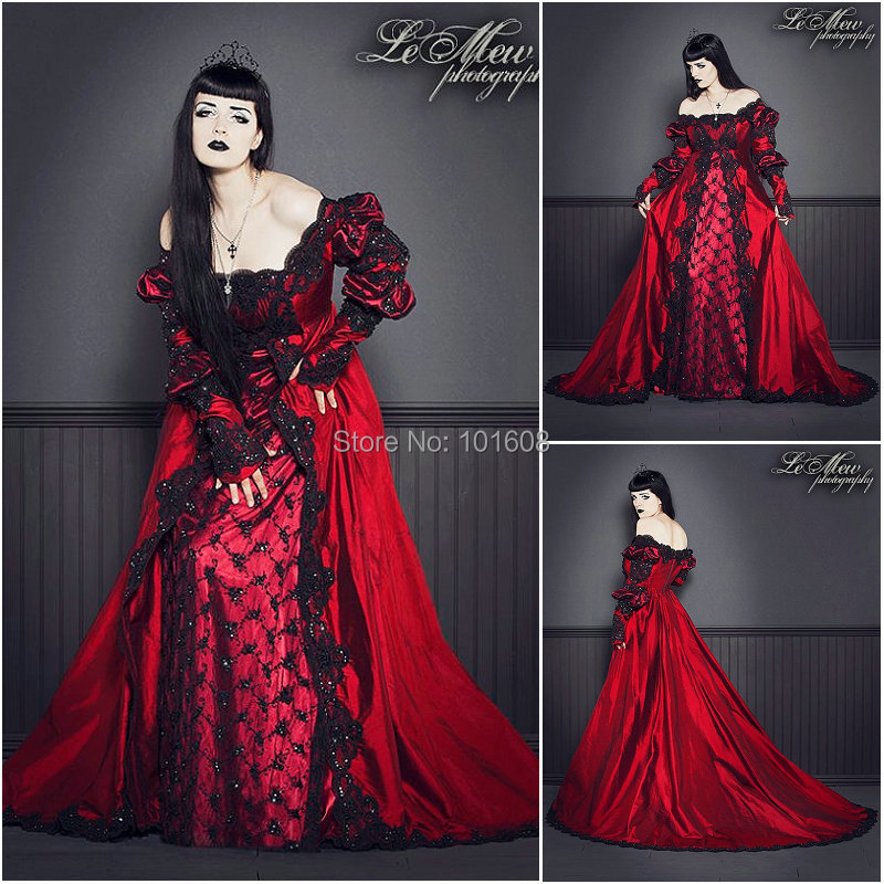 US $139.04 12% OFF|1860S Victorian Corset Gothic/Civil War Southern Belle  Ball Gown Dress Halloween dresses CUSTOM MADE R 058 on Aliexpress.com | ...