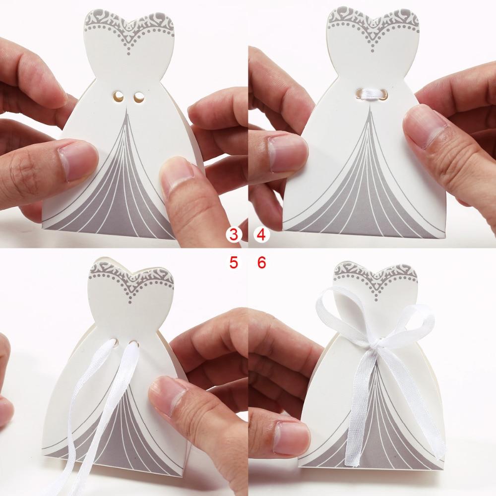 Hot sale 250pair wedding favor candy box Bride Groom. Wedding ...