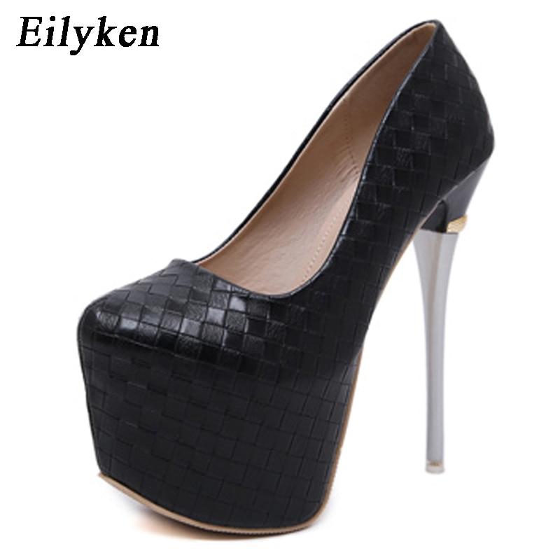 Eilyken 2019 New Fashion Women Pumps shoes