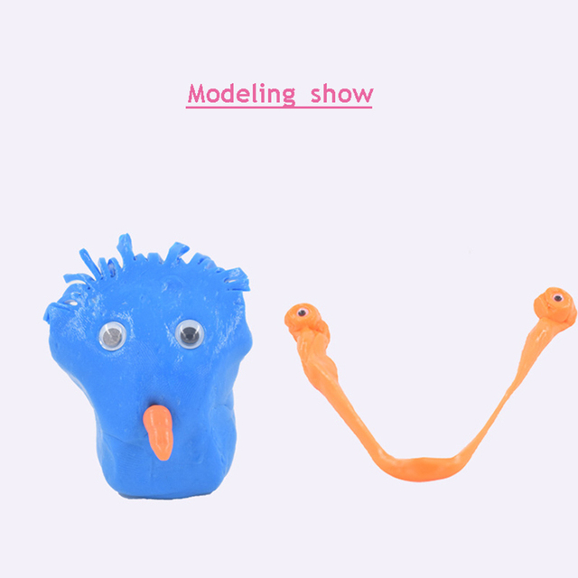 6Colors Modeling Clay Hand Putty Slime Play Dough Magnetic Rubber Mud Intelligent Plasticine Children Learning Education Toys 5