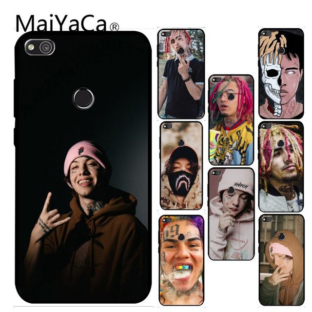 maiyaca 6ix9ine lil xan rapper high quality classic phone accessories for huawei p6 p7 p8 p9