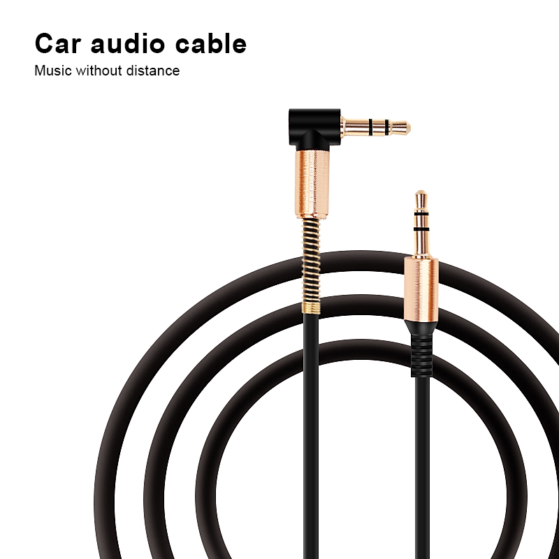 Aux Cable 3.5mm Audio Cable 3.5mm Jack Speaker Cable Male to Male Car Aux Cord for JBL Headphone iphone Samsung AUX Cord 2