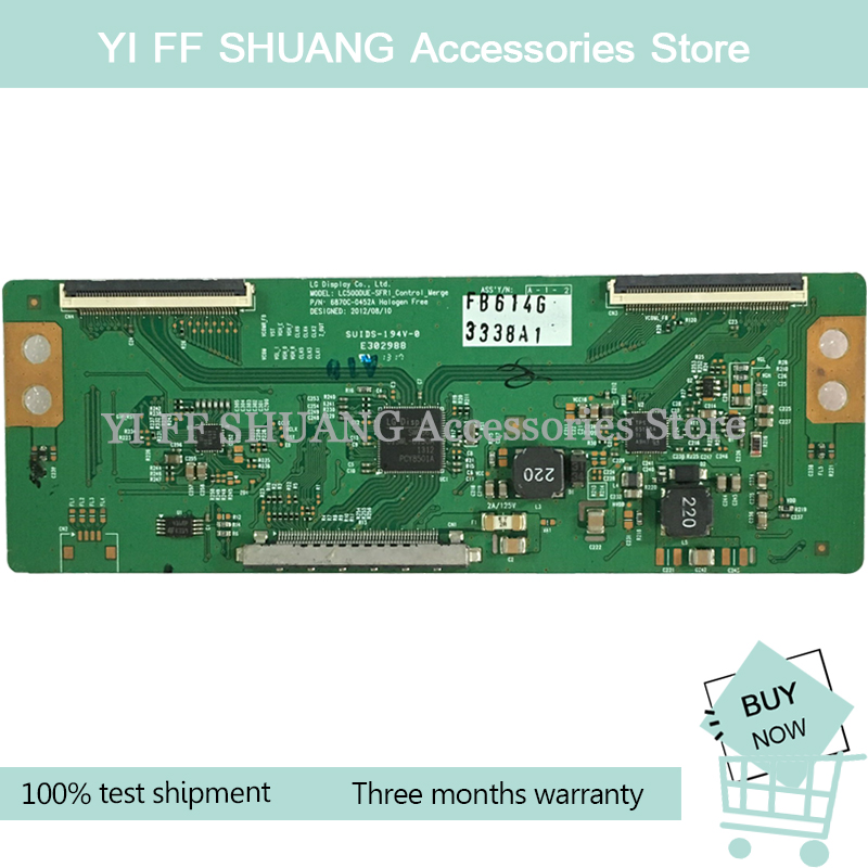 Logic-Board 6870c-0451a-Screen 42LN5100-CP LC500DUE-SFR1