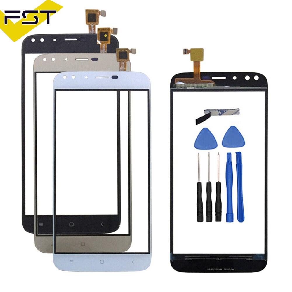 Handy Touchscreen Für Oukitel u22 Touch Touch Screen Touch Panel Sensor Schwarz/Weiß/Gold Farben Telefon Reparatur + kostenlose Tools