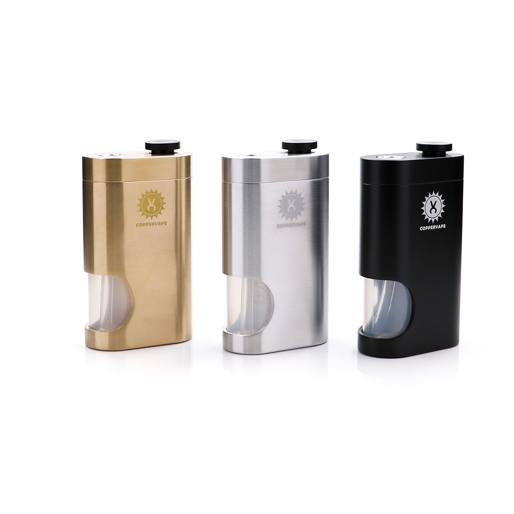 Original Coppervape BF 18650 Mod 10ml internal juice bottle Squonker mod fit for Coppervape Skyline Style RTA MTL Atomizer ...