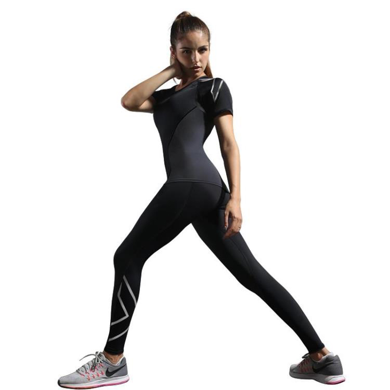 2016 NEW ladies Women's Compression Tights fitness female jogging tight stretch pants marathon breathable outdoor sports брюки accelerate tight