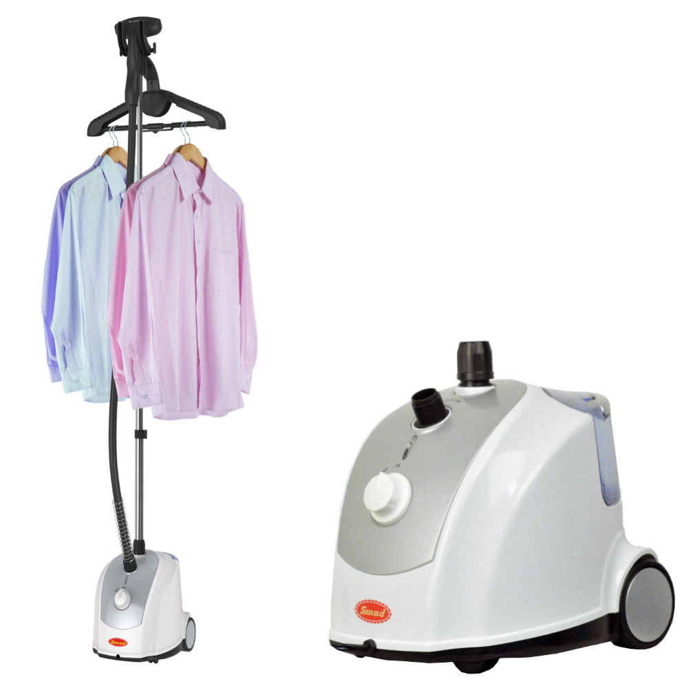 110V Portable Standing Garment Steamer for Clothes 2L Vertical Clothes Electric Iron Steam Machine High Quality Fabric Steamer процессор amd a4 5300 ad5300oka23hj socket fm2 oem