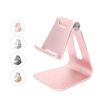 High Quality Multi Angle Aluminum Tablet Holder Portable Stand For IPad Air Pro Mini Samsung Huawei