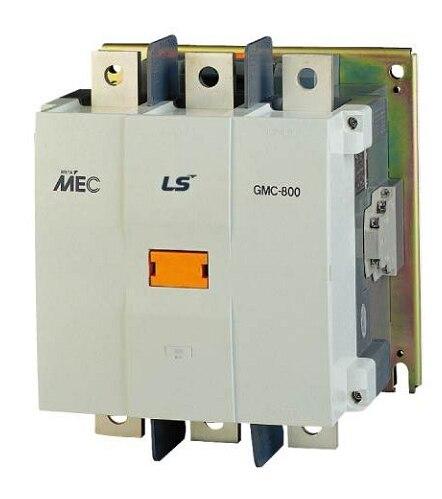 Original True LG(LS Production) GMC-800 AC Contactor AC220v AC380v