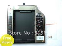 New 9.5 milímetros Sata 2nd HDD Caddy Para IBM ThinkPadT400s T410 T410s T500 W500 43N3412|2nd hdd caddy|sata 2nd hdd caddyhdd caddy -