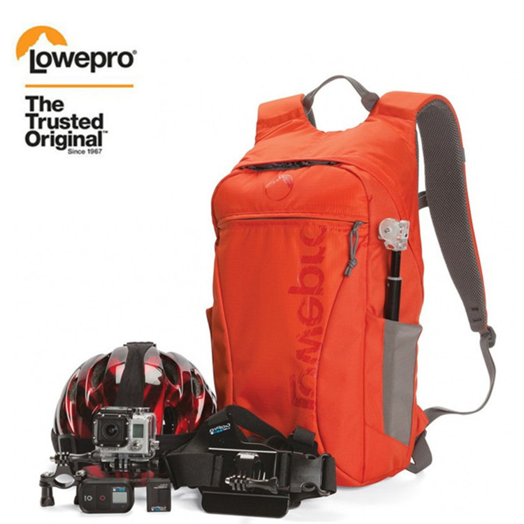 FAST SHIPPING NEW Lowepro Photo Hatchback 16L AW shoulders camera bag Anti theft package knapsack Weather