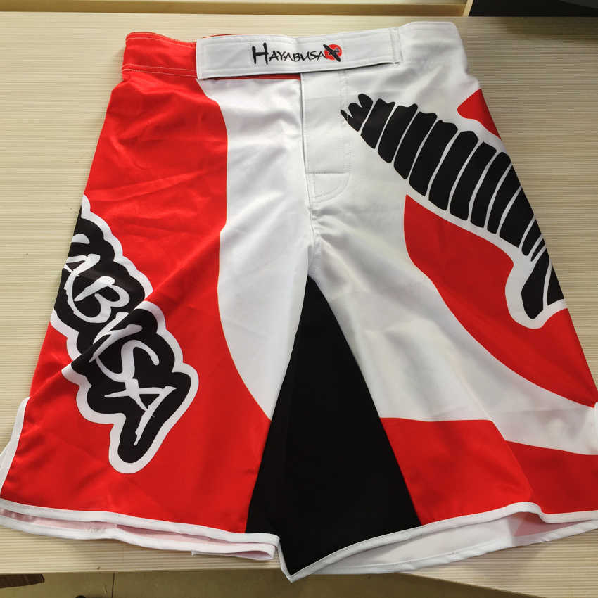 Mma Tinju Tiger Muay Thai Tinju Celana Pendek Muay Thai Sanda Fighting Pelatihan Celana Kickboxing Celana Pendek Mma Boxeo