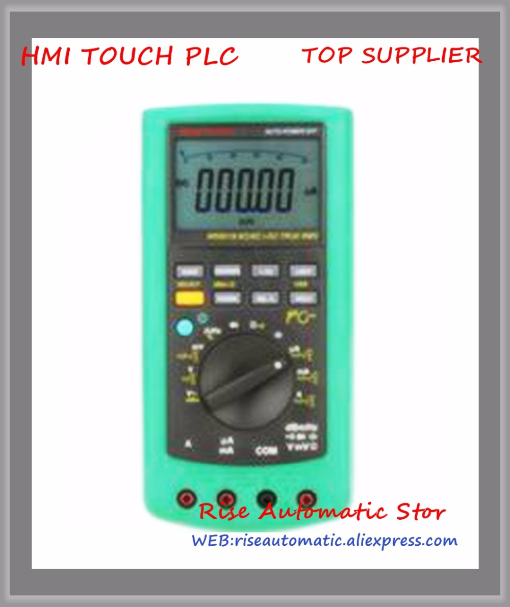 MS8218 MASTECH HIGH ACCURACY 50000 COUNTS DMM Auto-Range Digital Multim eter 1 pcs mastech ms8269 digital auto ranging multimeter dmm test capacitance frequency worldwide store