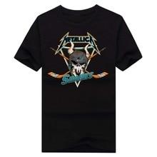 16 17 fashion Summer style san jose sharks skull T-Shirts Hockeyes Tees Shirt O-Neck Cotton Short Sleeve hot sell