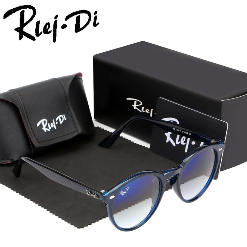 New Round Sunglasses Men