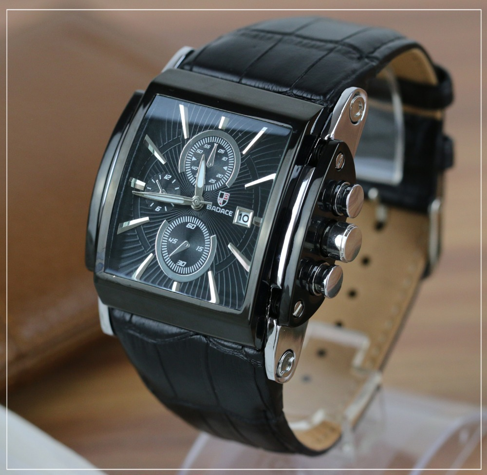 watch squared watches accessories face metal square mens row and baker p shamcha ted jewellery