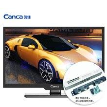 Free Shipping Canca 22inches TV Full HD HDMI/USB/AV/RF/VGA Multi-Interface Monitor Eyecare Elegant Narrow Support TV Box