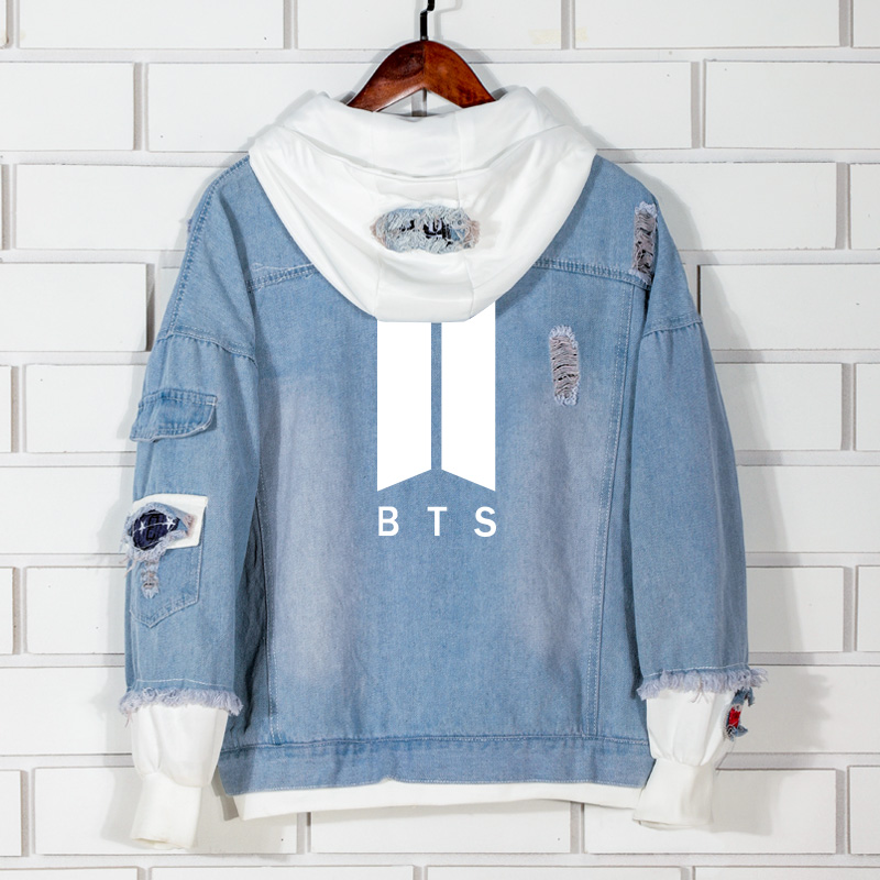 Bts Kpop Loose Fashion Hoodies Women 2019 Korean Hip Hop