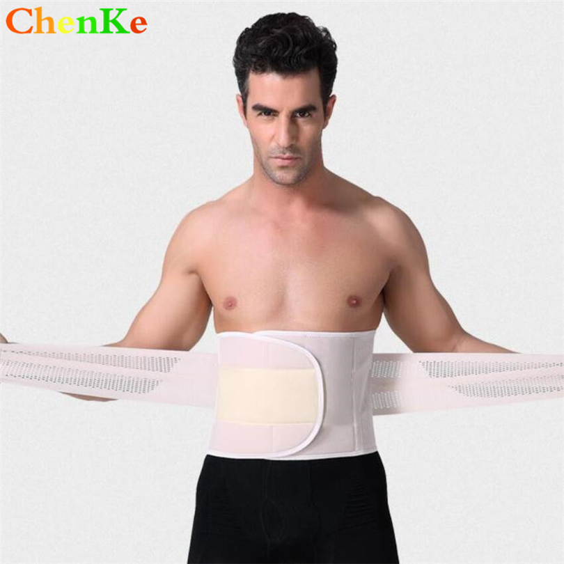 182d7570cbc0b ChenKe Waist Belt for Men Male New Abdomen Fat Burning Girdle Belly Body  Sculpting Shaper corset Cummerbund Tummy Slimming Belt