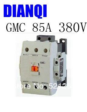 CONTACTOR AC GMC GMC-85 85a 380v 50/60hz high quality korea ls power three pole ac dc contactor gmc 85 original genuine free shipping