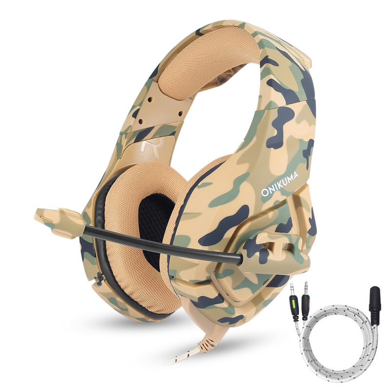 3.5mm Gaming Headphone For Computer Withs